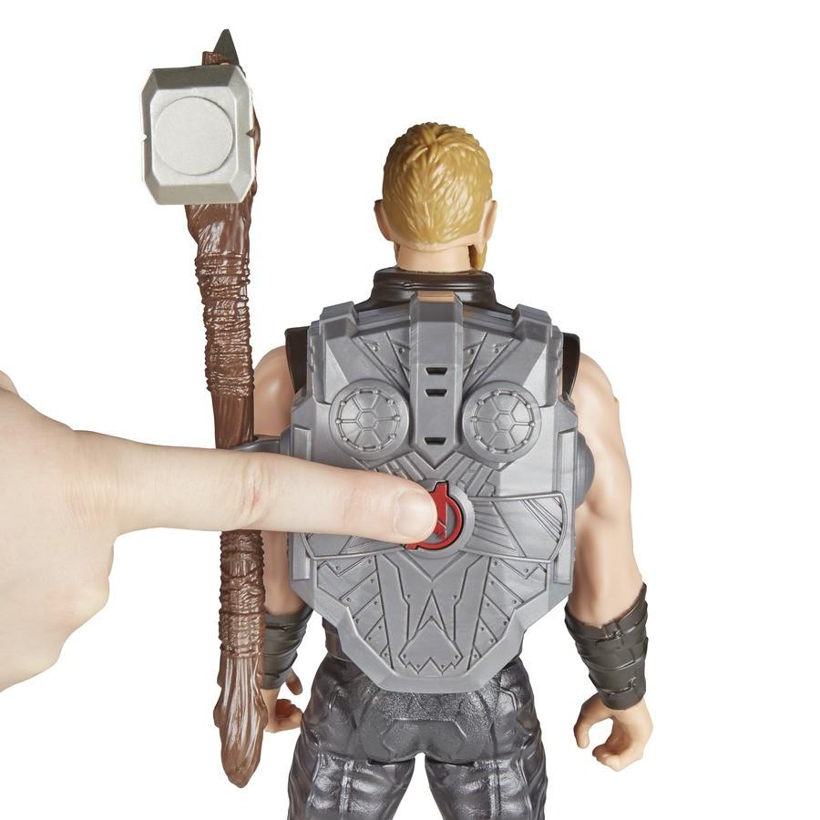 Thor Power Pack Avengers Hasbro