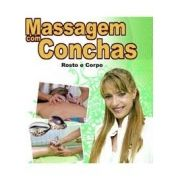 Dvd Massagem com Conchas do Mar