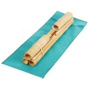 Kit Bambuterapia Com 6 Bambus Totalmente Lixado