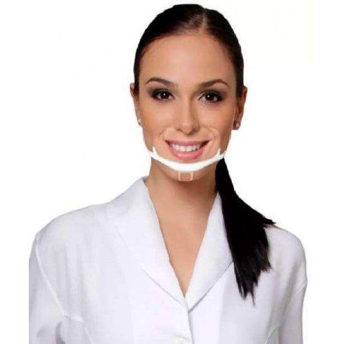 Máscara Higiênica Estética P/ Esteticista Estek 10 Unidades