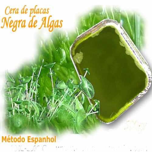 Cera Quente Elástica Para Depilação Espanhol Algas 500g