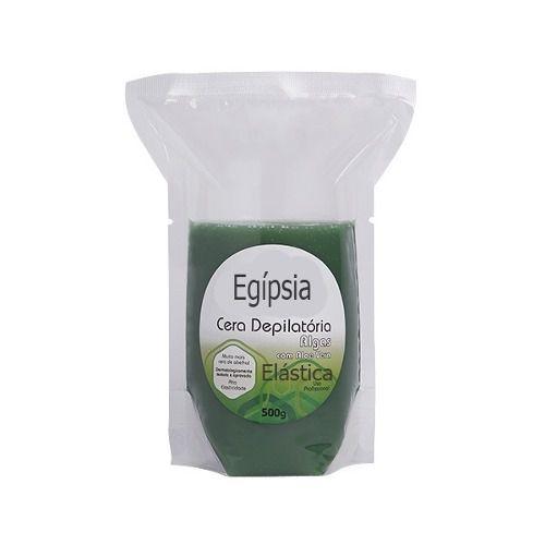 Cera Quente Elástica Para Depilação Espanhol Algas 1 Kg