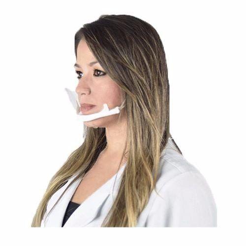 Máscara Higiênica Estética P/ Esteticista Estek