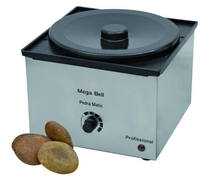 Aquecedor de Pedras para Massagens Inox
