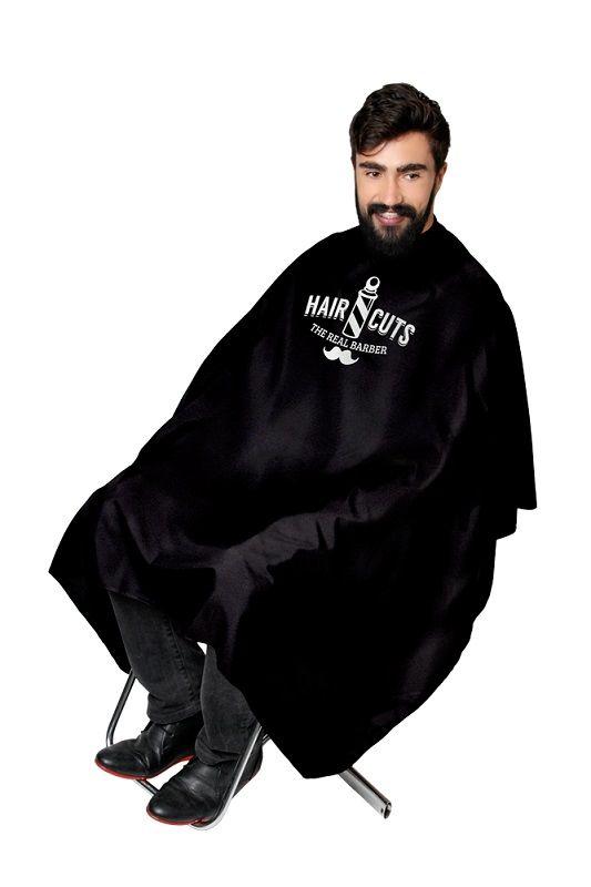 Capa de Corte para Barbeiro