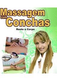 Dvd Massagem com Conchas do Mar