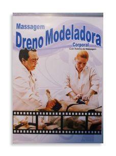 Dvd Massagem Dreno Modeladora com Rolo Turbinada