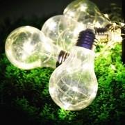 Cordão luminoso de 10 Lâmpadas c/ 100 Leds