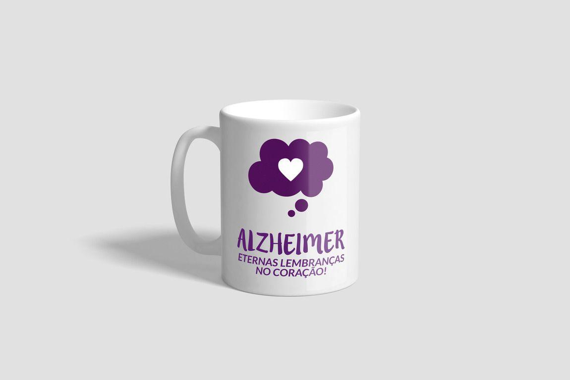 Caneca Alzheimer - Eternas Lembranças