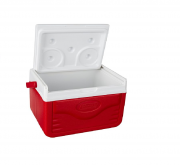 Caixa Térmica Cooler Coleman 5qt (4,7 Litros) – Vermelha