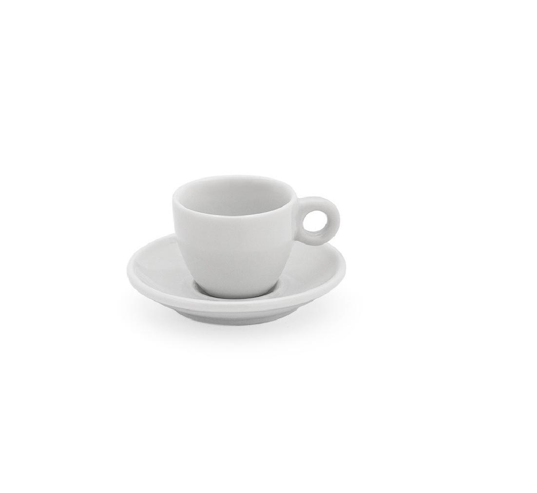 Xicara Café Com Pires 75 ml Ref.1145  - LZ COZINHA