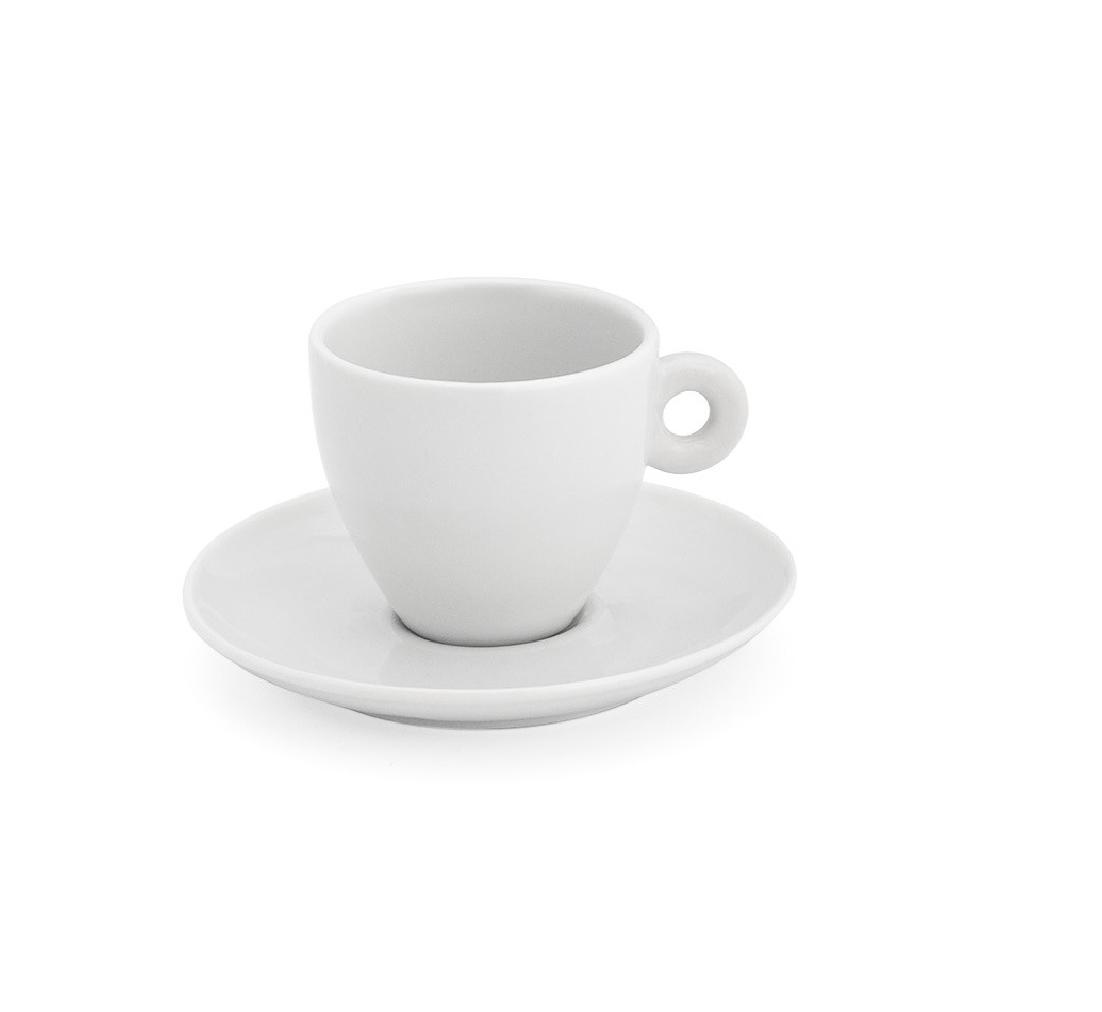 Xícara  Chá C/ Pires  220ml  Ref :1144  - LZ COZINHA