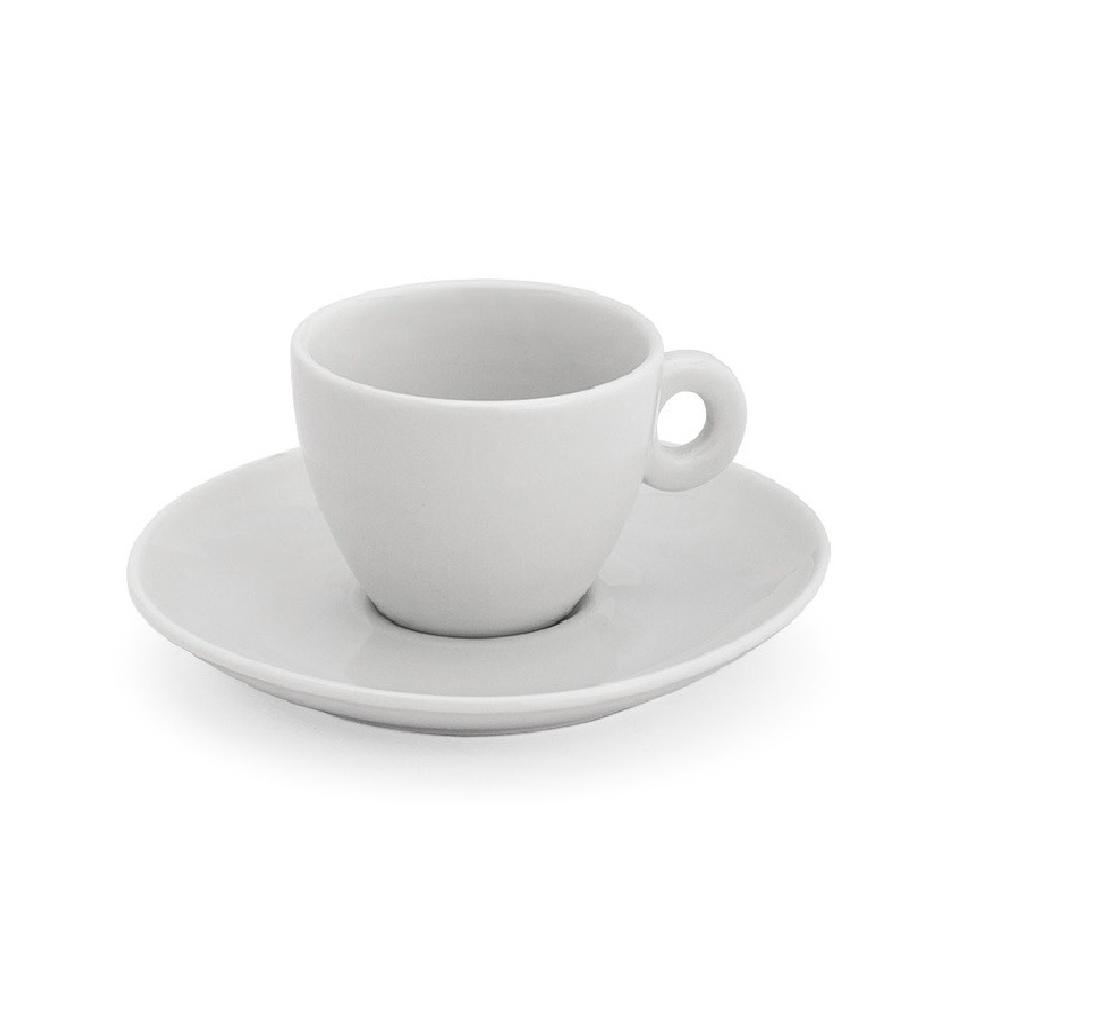 Xicara Chá Com Pires 150 ml Ref.1142  - LZ COZINHA