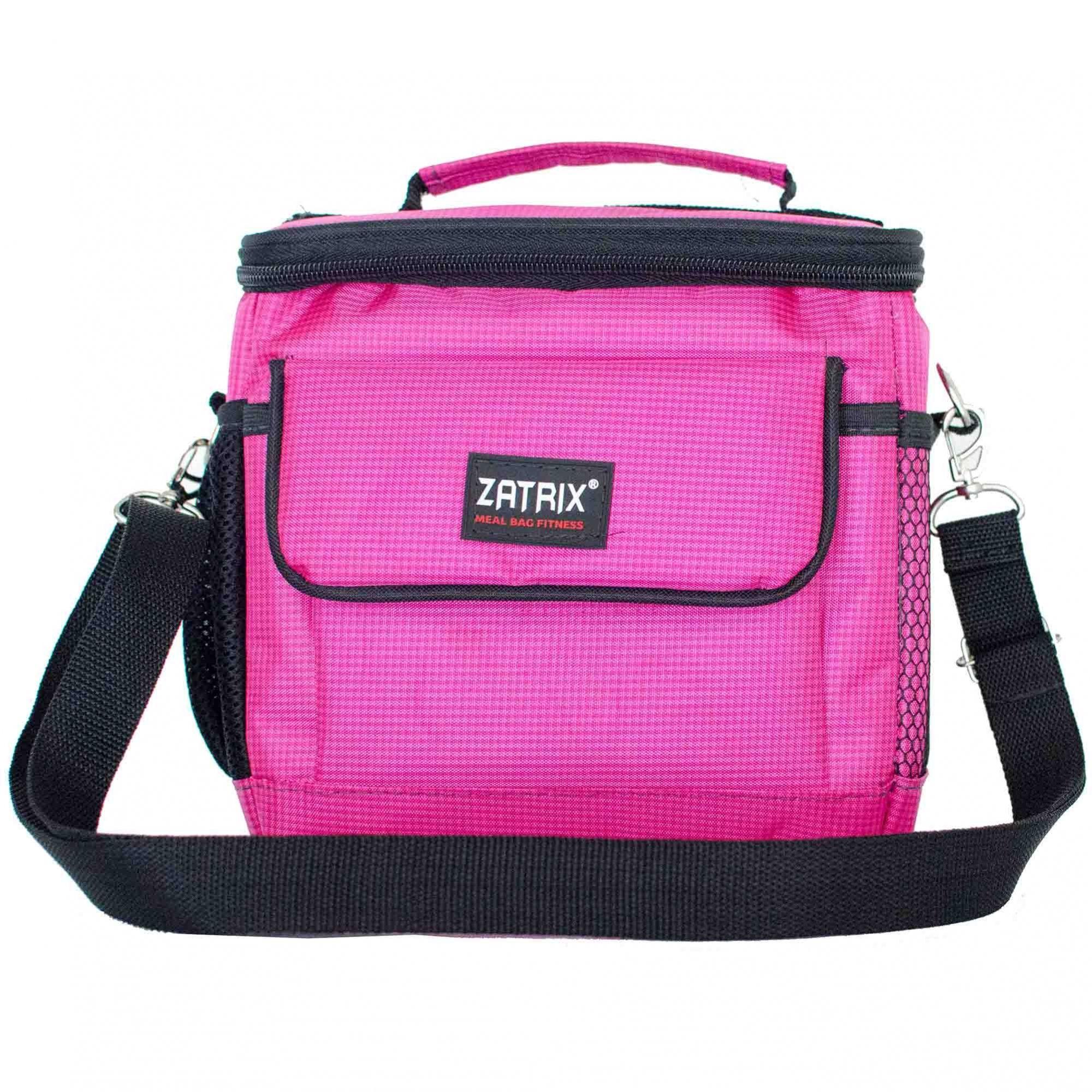 4cdd02cfcd1d3 Bolsa Térmica Compacta Pink - ZATRIX
