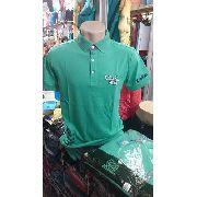 Camisa Polo Masculina Rock Soda Camiseta