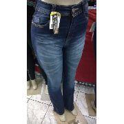 Calça Flare Jeans Cintura Alta Jezzian Jeans