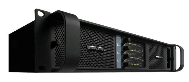 Amplificador de 4 Canais FP6000Q - Lab.Gruppen
