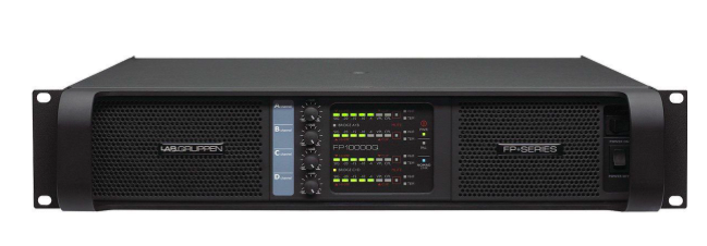 Amplificador de 4 Canais FP10000Q - Lab Gruppen