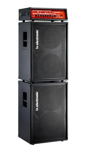Caixa Contrabaixo BC 212 - TC Electronic