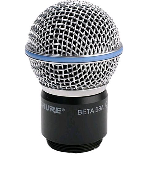 Cápsula para Microfone sem fio Shure BETA58A