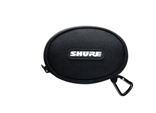Case Flexível para EarPhone Shure EASCASE