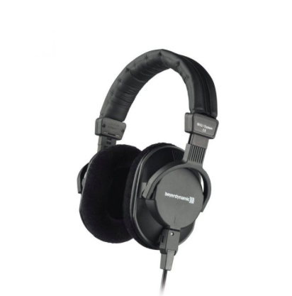 Fone HeadSet DT 250 80 Ohm - BeyerDynamic