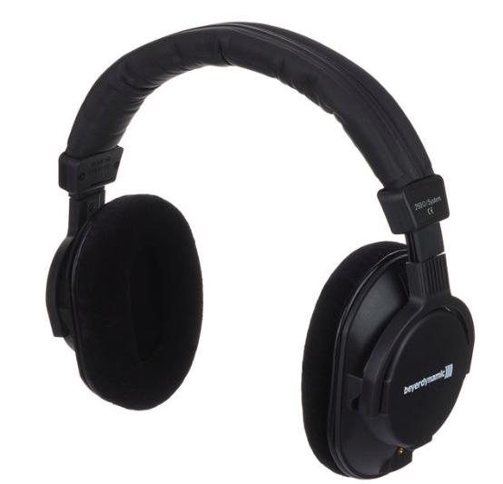 Fone HeadSet DT 250 80 Ohm BeyerDynamic