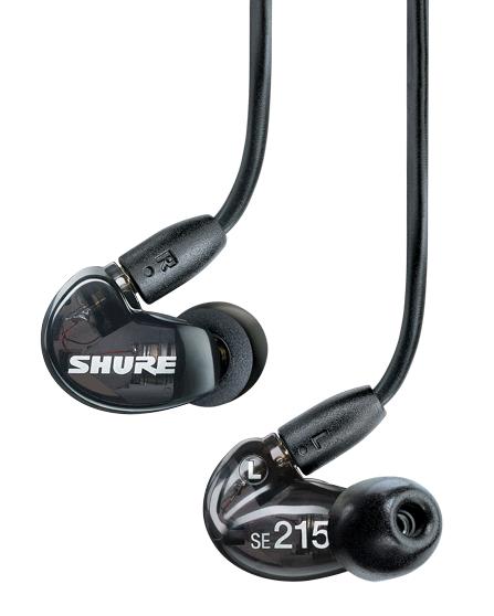 Fones In-Ear Shure SE215-K