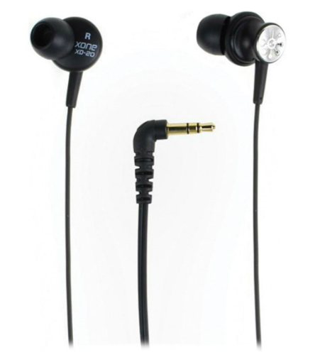 Fones In-Ear Xone XD:20 - Allen&Heath