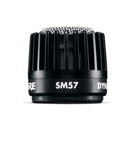 Globo para Microfone Shure SM57 e 545SD - Shure RK244G