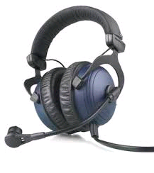 HeadSet com Microfone Dinâmico DT 790.28 BeyerDynamic