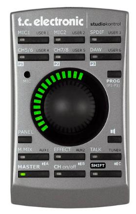 Interface Studio Konnekt 48 com Controle Remoto - TC Electronic