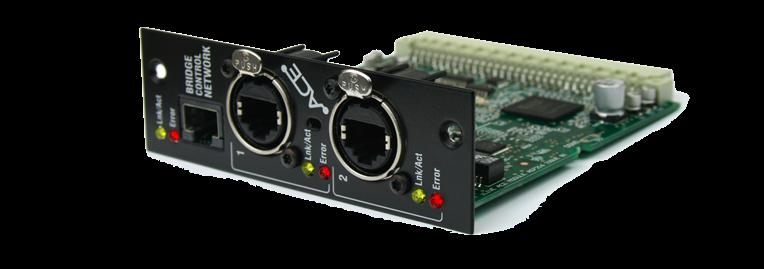 Módulo de Controle de Áudio de Ethernet M-ACE - Allen&Heath