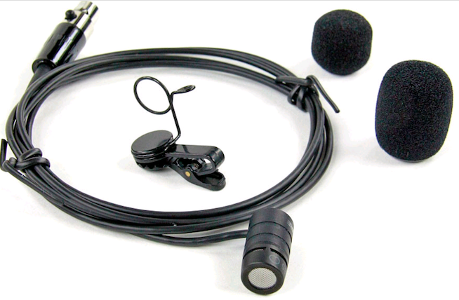 Microfone Condensador Supercardioide Shure WL184