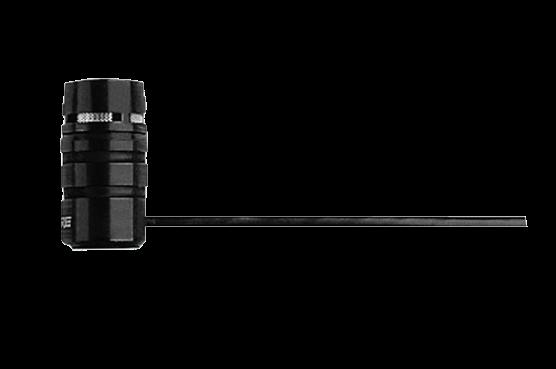 Microfone Lapela Condensador Supercardioide - Shure WL184