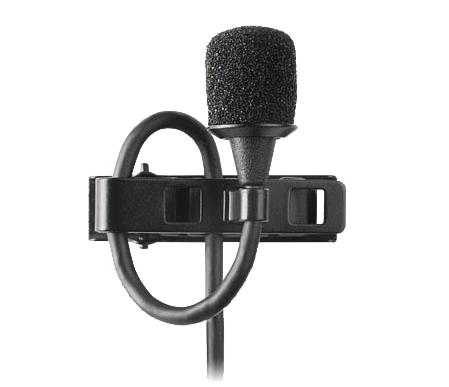 Microfone de Lapela Condesador Cardioide Shure MX150B/C-TQG