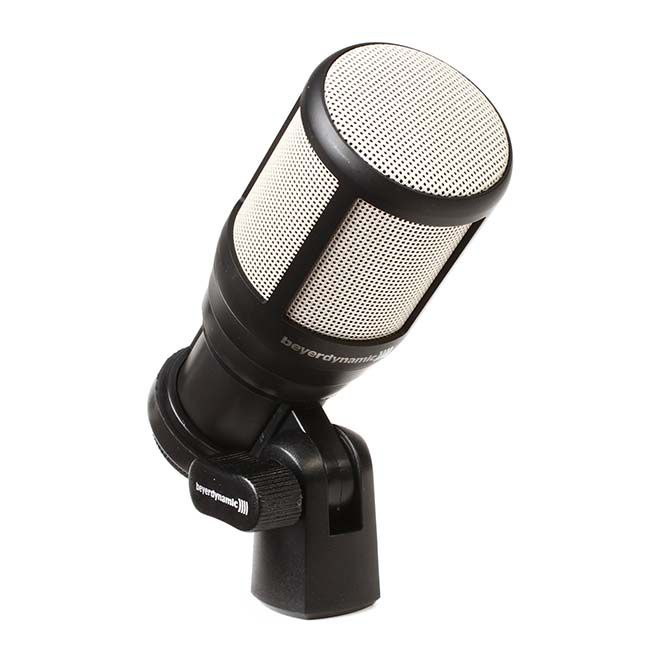 Microfone Profissional TG D70D Bateria/Percussão - BeyerDynamic
