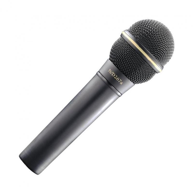 Microfone Vocal Dinâmico N/D267A - Electro-Voice