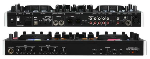Mixer Digital Controlador DN-MC 6000 - Denon DJ