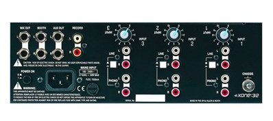 Mixer DJ 3 Canais Xone:32 - Allen&Heath