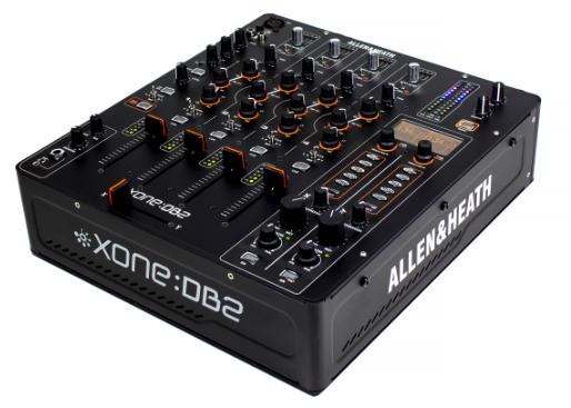 Mixer Professional DJ Xone:DB2/120 - Allen&Heath