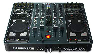 Mixer Profissional Xone:DX - Allen&Heath