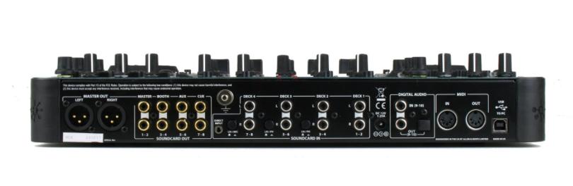 Mixer Profissional Xone DX - Allen&Heath