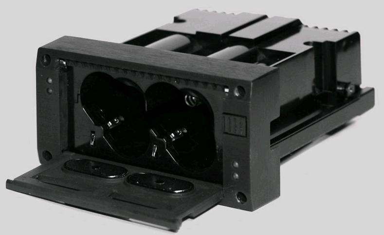 Módulo Carregador para Rack AXT900 Shure SBC-AX