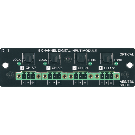 Módulo de Entrada de Microfones NetMax Mi-1 - Electro-Voice