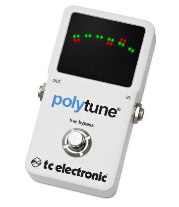 [Mostruário] Pedal Afinador Polytune 2 - TC Electronic