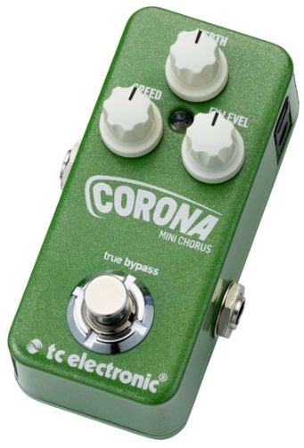 Pedal Guitarra Corona Mini Chorus - TC Electronic