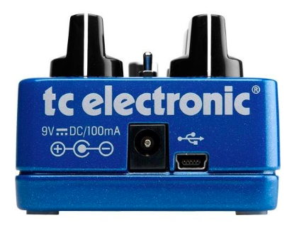 [Mostruário] Pedal Guitarra Flashback Delay & Looper - TC Electronic