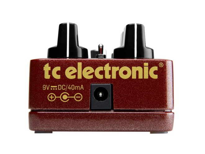 [Mostruário] Pedal Guitarra MojoMojo Overdrive - TC Eletronic