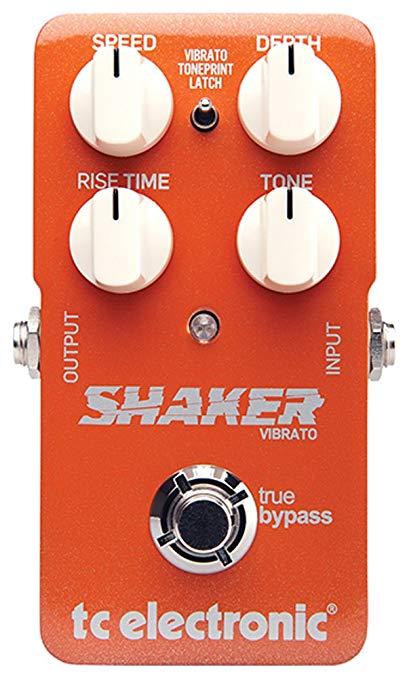 Pedal Guitarra Shaker Vibrato - TC Electronic